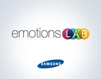 Emotions LAB by Samsung
