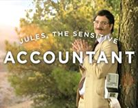 The sensitive accountant / Telecom