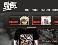 Web Design | Product catalog