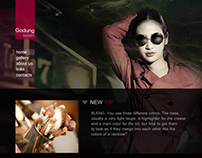 Web design :cosmetics