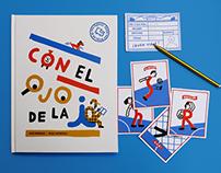'Con el Ojo de la i' Interactive children book.