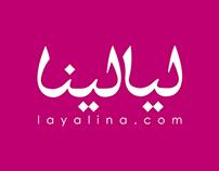 Layalina Mobile Site Revamp
