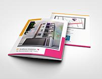 Architecture Brochure / Edificio Colonial