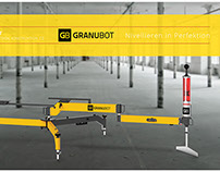 GB GRANUBOT | Investitionsgüterdesign, Konstruktion, CD