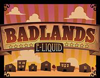 Badlands e-liquid