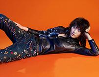 Stylist Magazine & Liu Wen