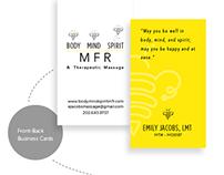 Body Mind Spirit MFR & Therapeutic Massage