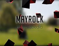 MayRock 2013 - Event video teaser