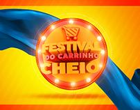 Festival do Carrinho Cheio    Supermercados Tatico
