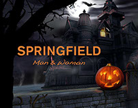 SPRINGFIELD Halloween