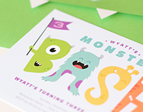 Monster Bash Party