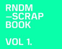 RNDM — Scrapbook