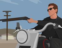 Terminator animated GIF