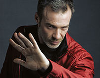 Jordi Martínez, portrait