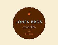 Jones Bros. Cupcakes