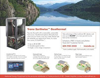 1/2 Page Globe & Mail - Geothermal