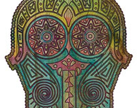 Protection/African Hamsa