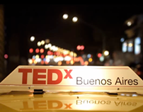 Taxi drivers / TEDx