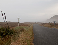 New Zealand landscape - a work in progress