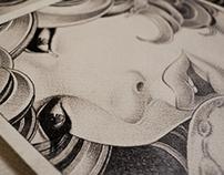 ONEQ/illustration/sketch