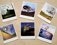 Self-Promo Cards