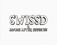 Swissd 4 After Effects