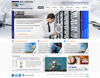 Bay Systems Website Design for ESPIS