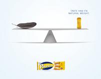 Pavesini - Advertising Campaign