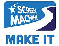 Screen Machine creative project