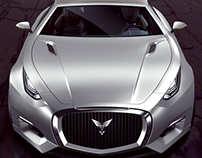 INVISIUM CONCEPT CAR 2012- LEGARTO