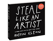Design 3 students respond to Steal Like an Artist