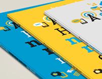 """Doing mobile business"" books | Editorial Design"