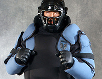 T-RED Use-of-Force Training Suit