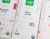 White Tea (Loose Leaf Tea), Package Design
