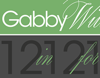 Gabby Wild Foundation Facebook Cover Photo Design