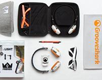 Grooveshark: Frends Headphones