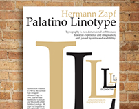 TYPEFACE POSTER DESIGN