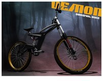 Demon Downhill Bicycle