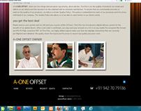 Print offset website