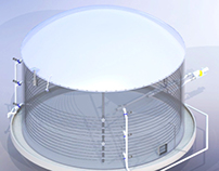 Complete Mix Digester