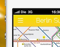 Berlin Subway App Redesign