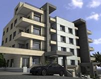 Residential Building in Amman