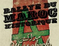 Rallye du Maroc Historique