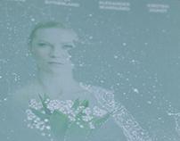 Melancholia DVD cover design