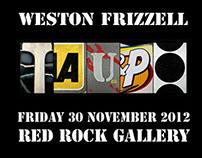 Weston Frizzell Exhibition - 'TAUPO'