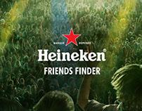Heineken Friends Finder [2012]