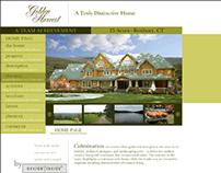 The Golden Harvest: Brochure and Website