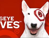 Target Bullseye Gives Campaign