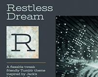Restless Dream Tumblr Theme