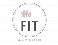 Ms fit : Direct Mailer